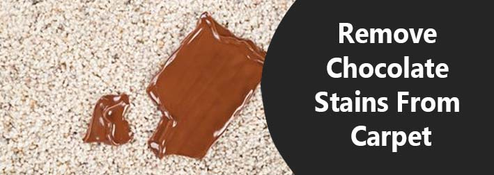 Remove Chocolate Stains From Carpet